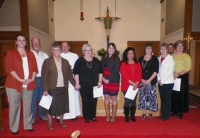 """Friends of Holy Comforter Endowment Fund"" Grant Presentation"