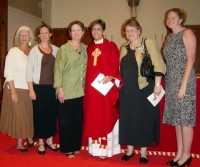Mother Carol's Installation