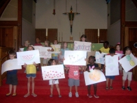 "VBS 2012 ""Fruit of the Spirit"""